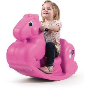 $24.99Step2 儿童粉色摇摇马