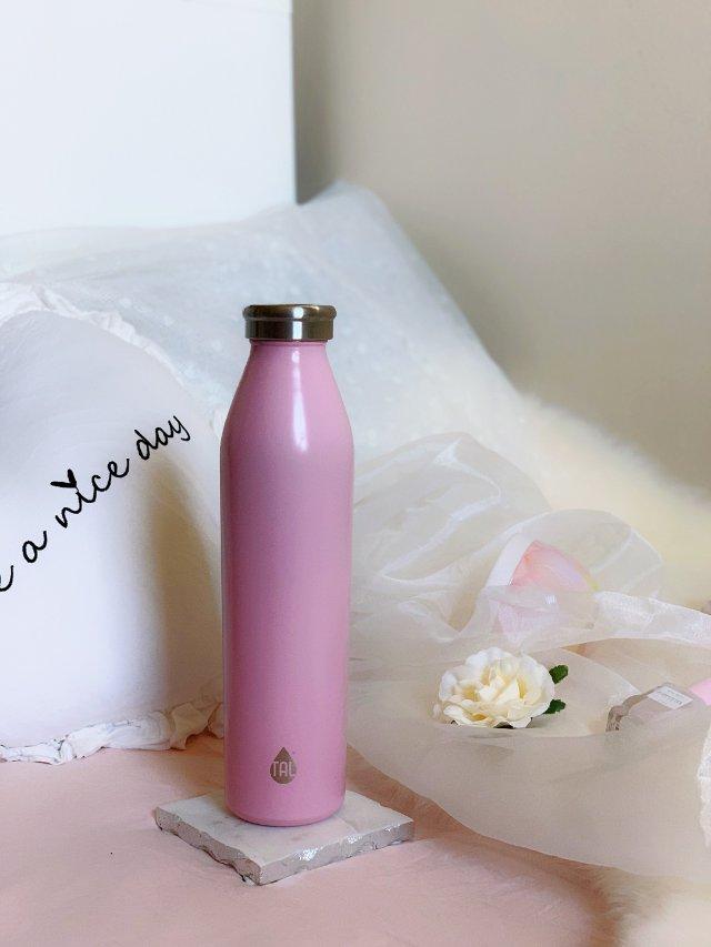 仙女必備色系💕耐冷耐熱的保溫水瓶絕...