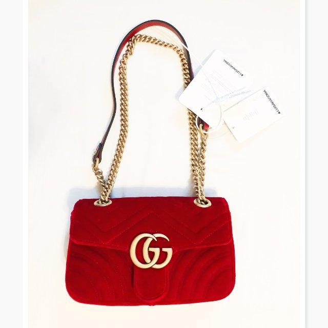 送自己一个包—GG Marmont...