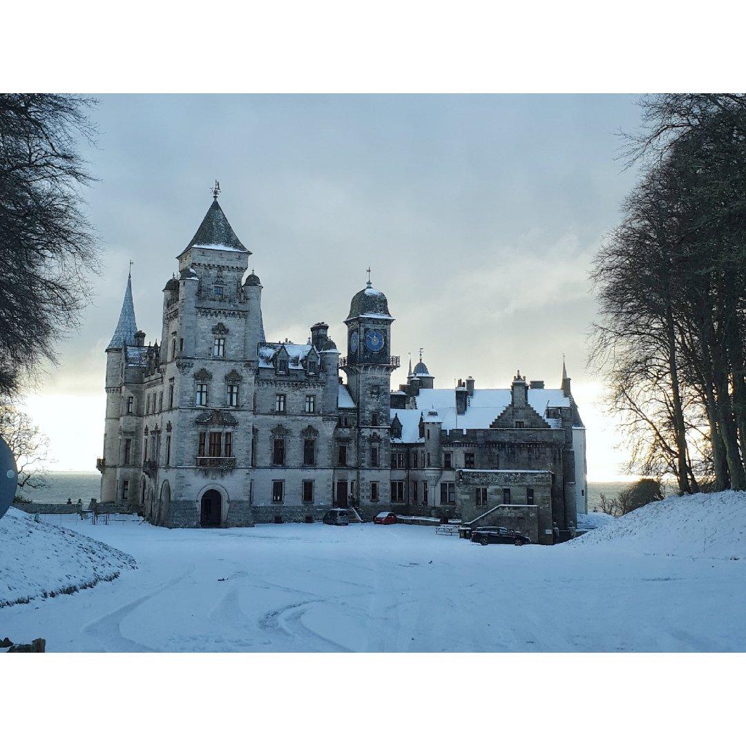 二月  苏格兰下雪记2.0❄