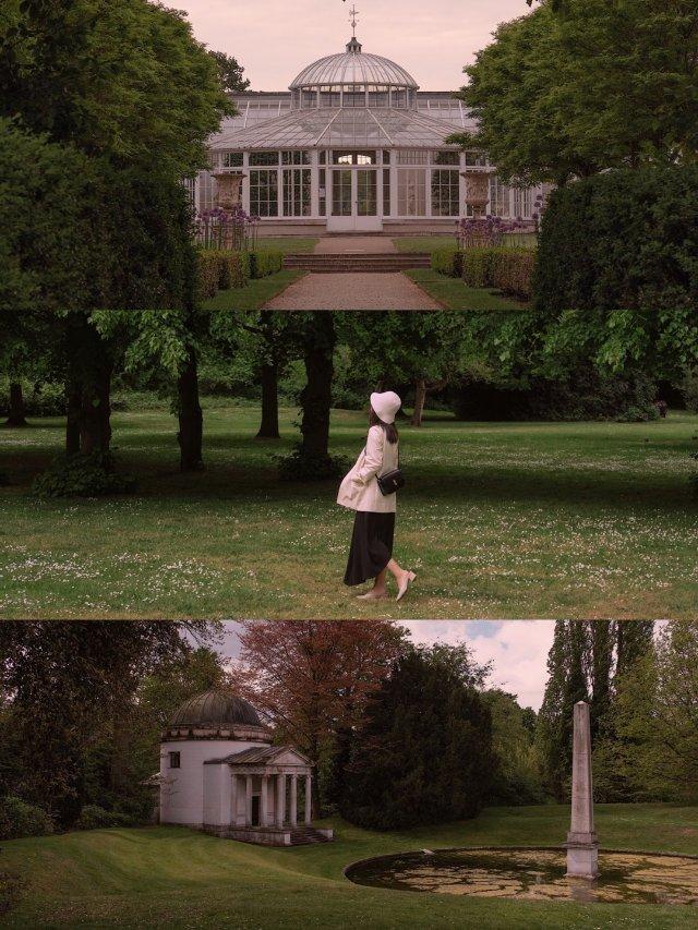 伦敦最小众花园♛轻松拍出欧洲电影感照片!