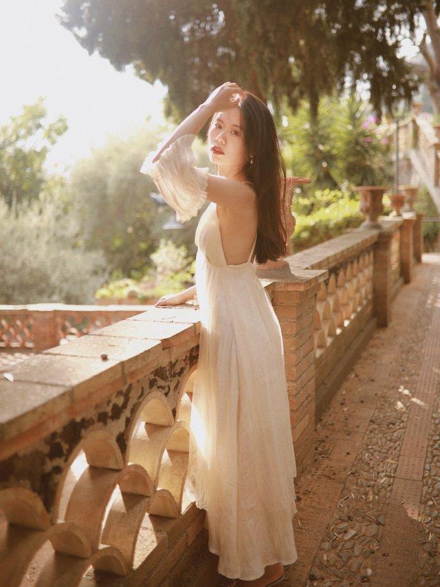 孤村落日残霞 | 西西里的古典美花园