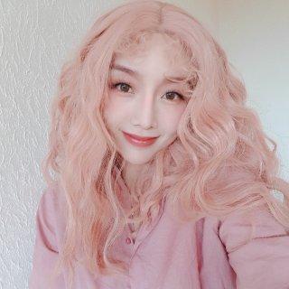 泫雅妆inspired makeup,粉...