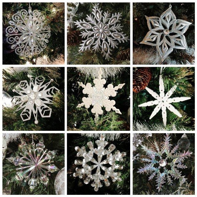 圣诞挂件——雪花篇