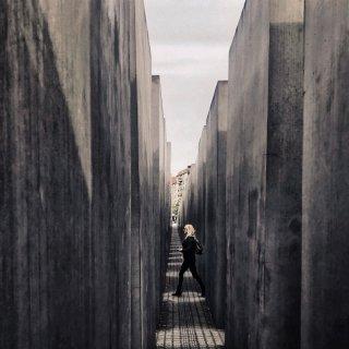 犹太人纪念碑,ic!Berlin