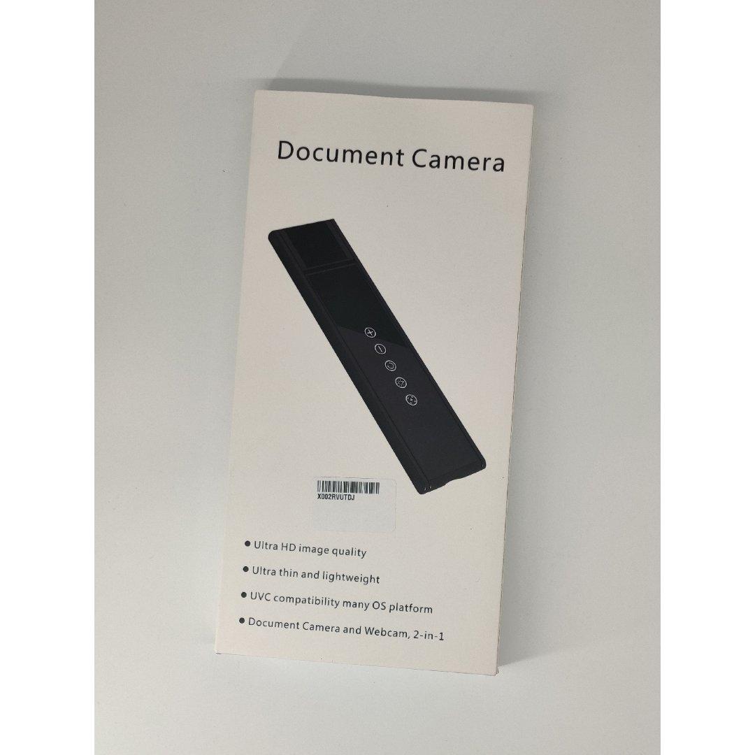 好物推荐 超级便携自带LED灯的文件摄像...