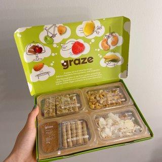 graze零食盒子🍥...