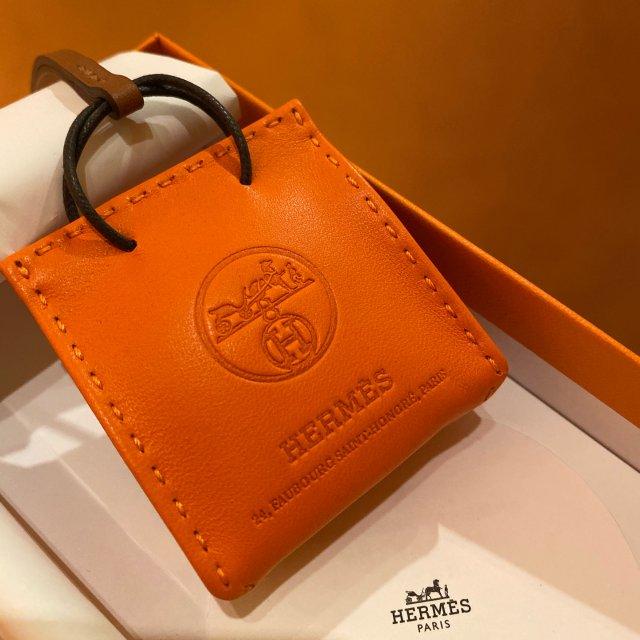 新的Hermès包包挂件🤩太萌了!!!