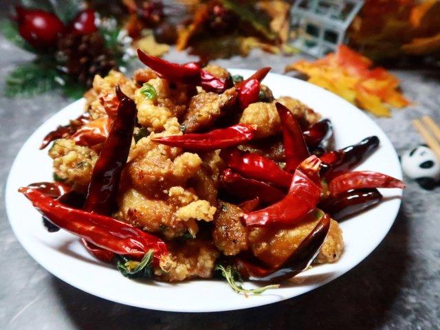 下饭菜-重庆辣子鸡