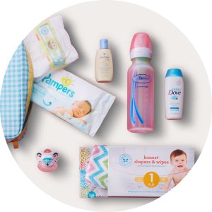 Free Welcome Kit + 15% OffBaby Registry @ Target