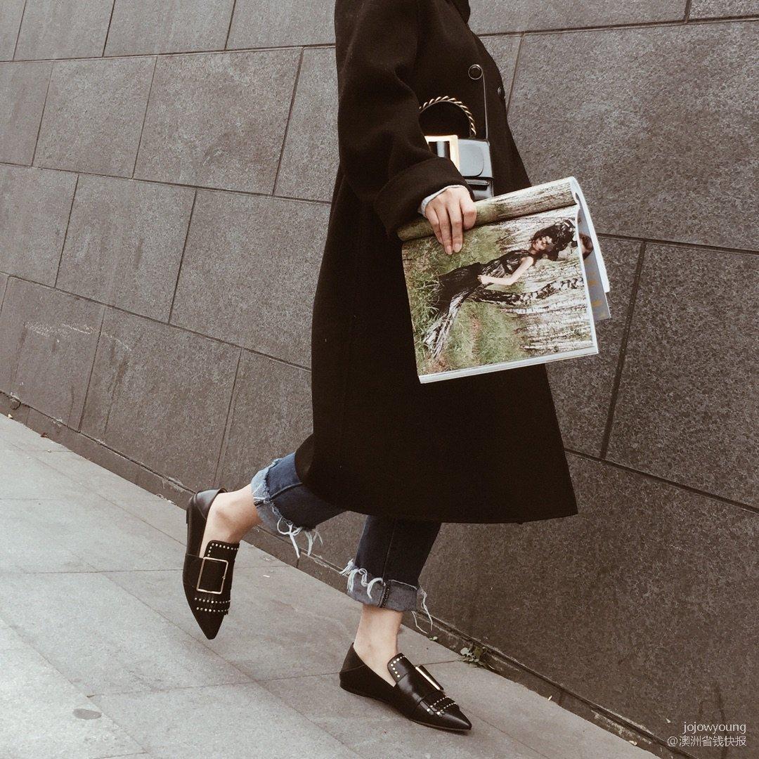 · 鞋控的新欢 ·对穆勒鞋钟爱有加