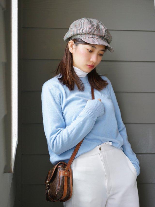 喜欢的蓝毛衣 | 起标题词穷女孩👧🏻穿搭