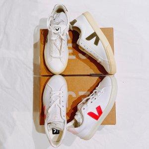低至5折 大童款小白鞋€49.15Veja 全场闪促 小众好看不撞款 新款新色都参加