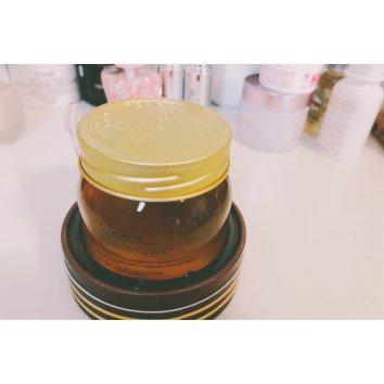 🌼春雨布丁果冻面霜,又名蜂蜜补水保湿面膜,我一直用了有...