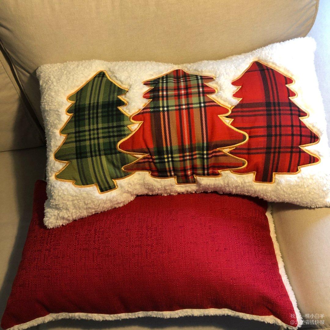 圣诞主题靠枕