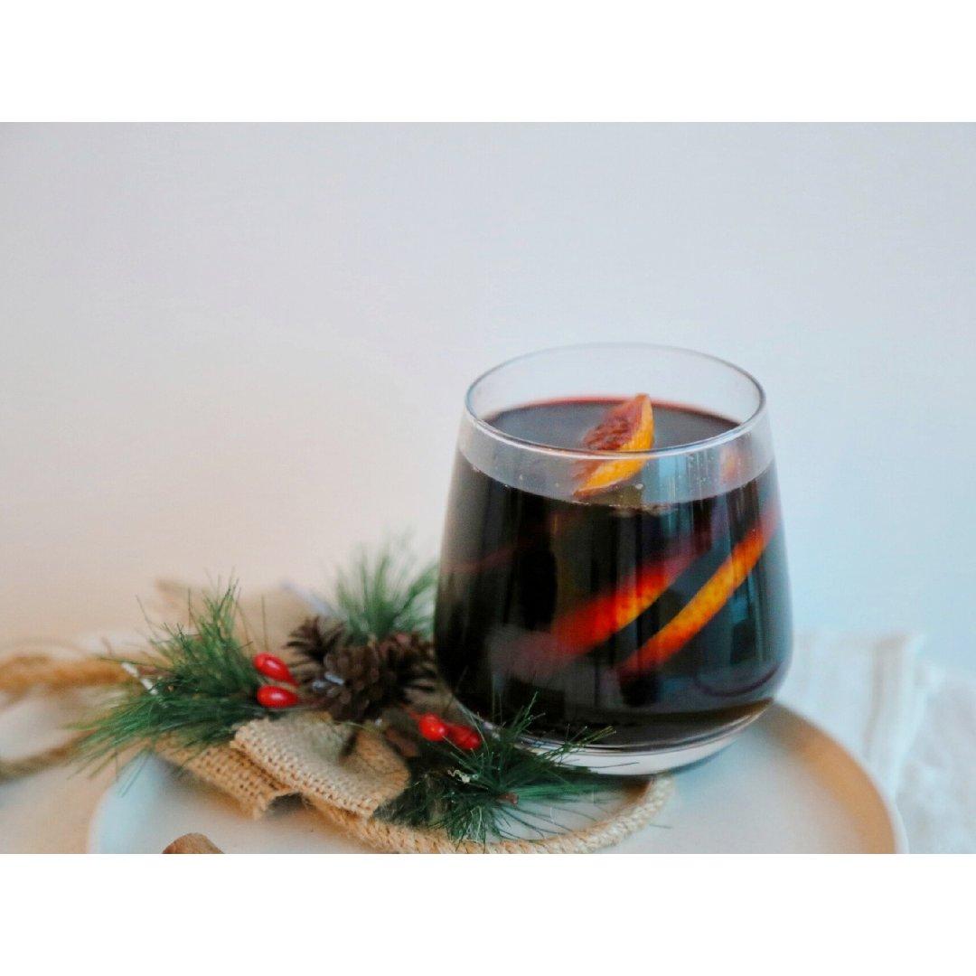 圣诞节热饮,mulled wine