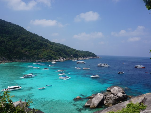 安达曼海的明珠:斯米兰