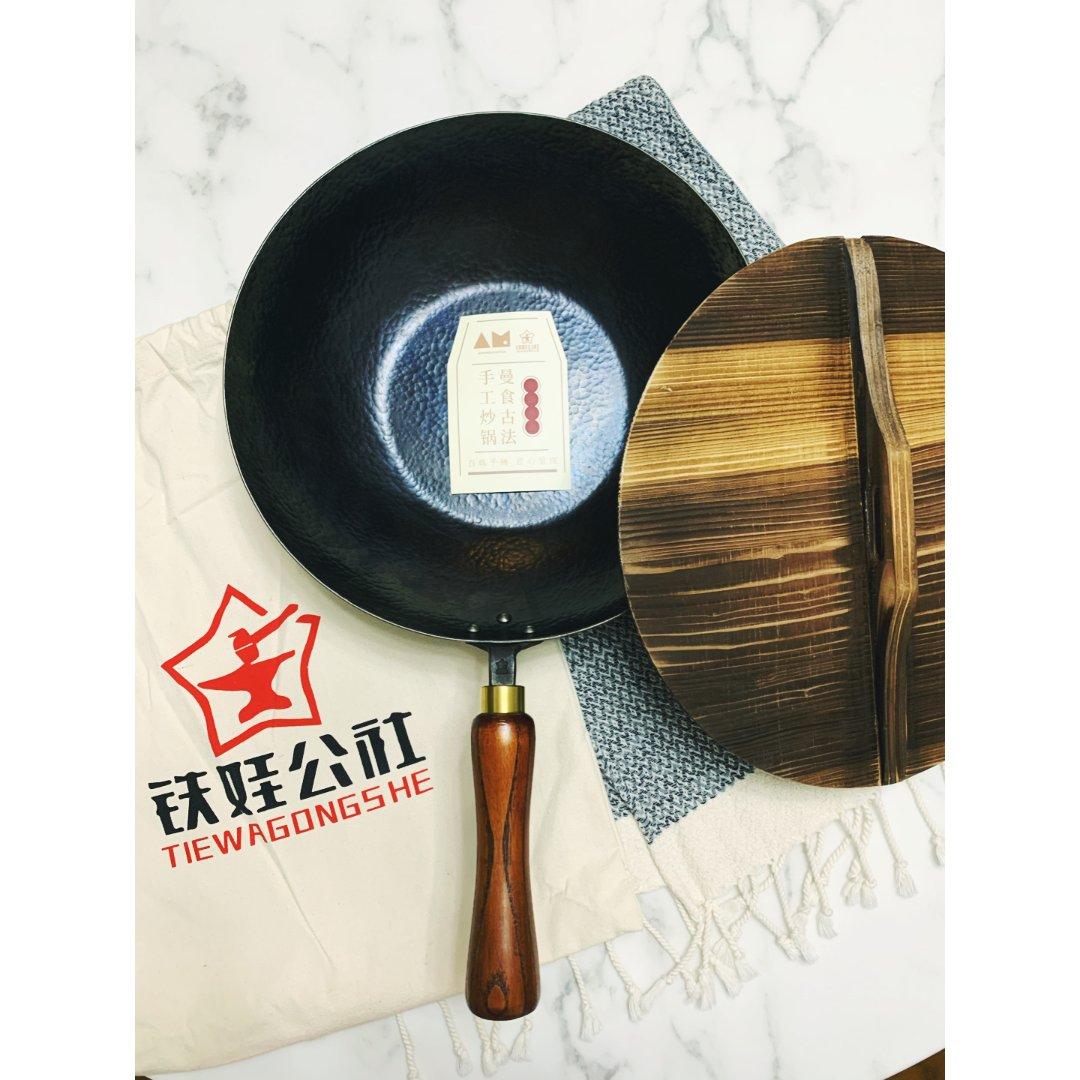 厨具摆摊儿-铁炒锅