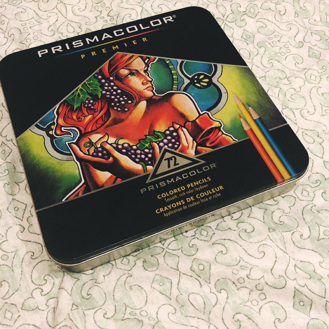 Prismacolor 色鉛筆