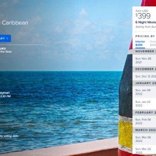 一起坐邮轮🚢   2021加勒比海邮轮【...