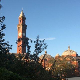 校园最爱一角,伯明翰大学