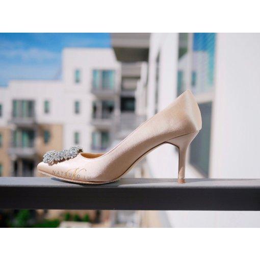 近期最爱高跟鞋👠很适合不会穿高跟的朋友