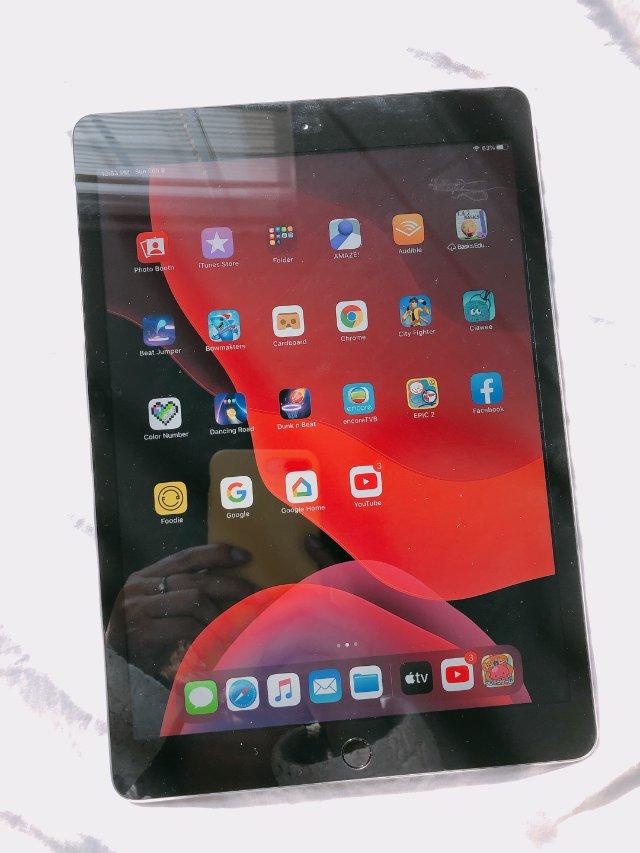 到底还要开箱几个iPad