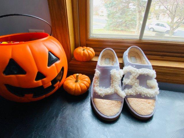 入冬了,来双毛拖鞋暖脚🦶吧🤗