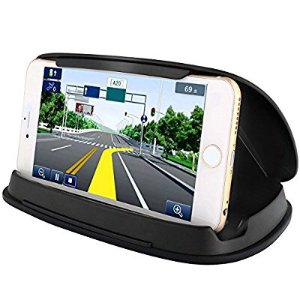 $12 Bosynoy Cell Phone Holder for Car, Car Phone Mounts for 3-6.8 Inch Universal Smartphones