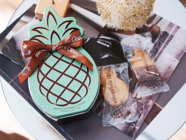 这个饼干盒子好可爱