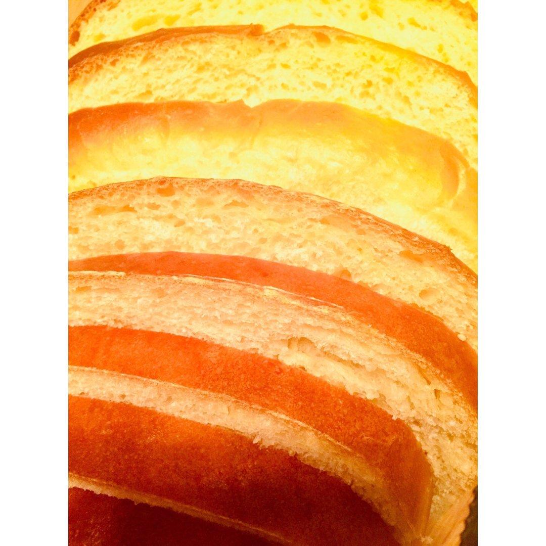 简易版吐司面包