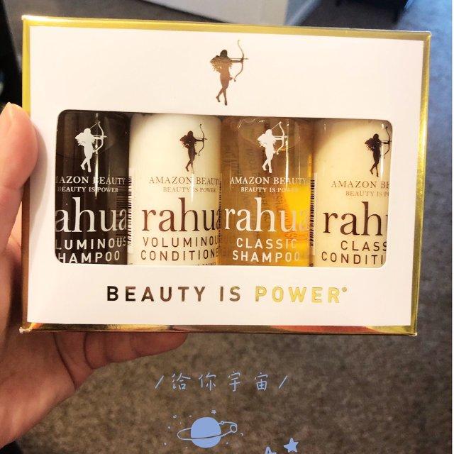 Rahua洗发护发小套装,带着旅游...