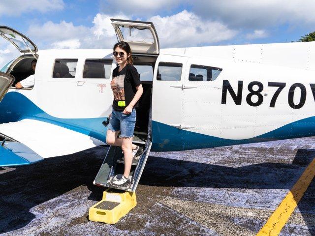 旅行 | 🇵🇷V岛:小飞机、沙滩、马