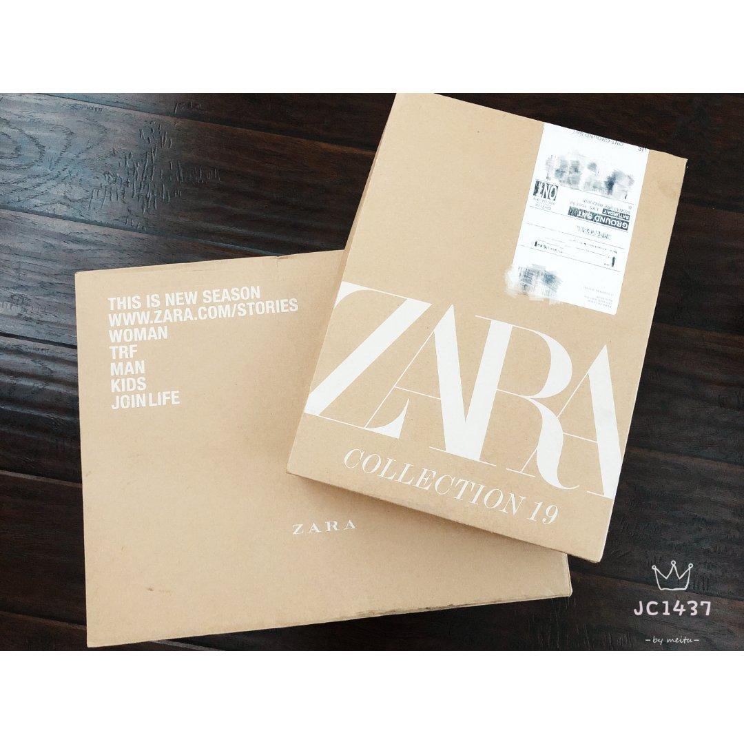 【求变锦鲤】~ 在Zara网上买疯了~