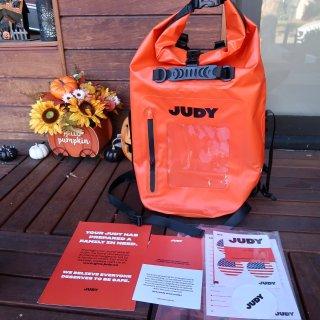 山野火➕地震,遇到灾难选择Judy家庭必...