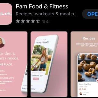 【Pam】帕梅拉终于开发自己的APP了!...