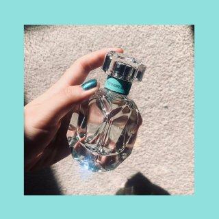 Tiffany钻石💎系列香水...