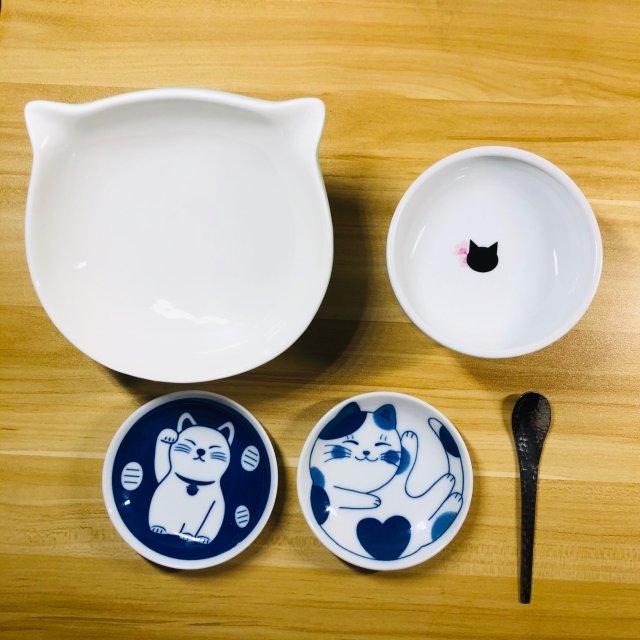 喵日常 · 猫咪餐具🥣