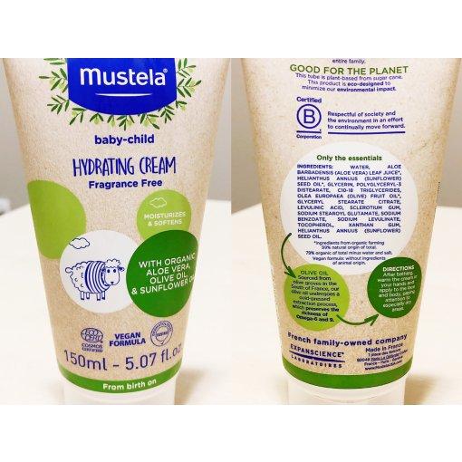 Mustela有机系列-给宝宝👶最安全轻柔的呵护💝