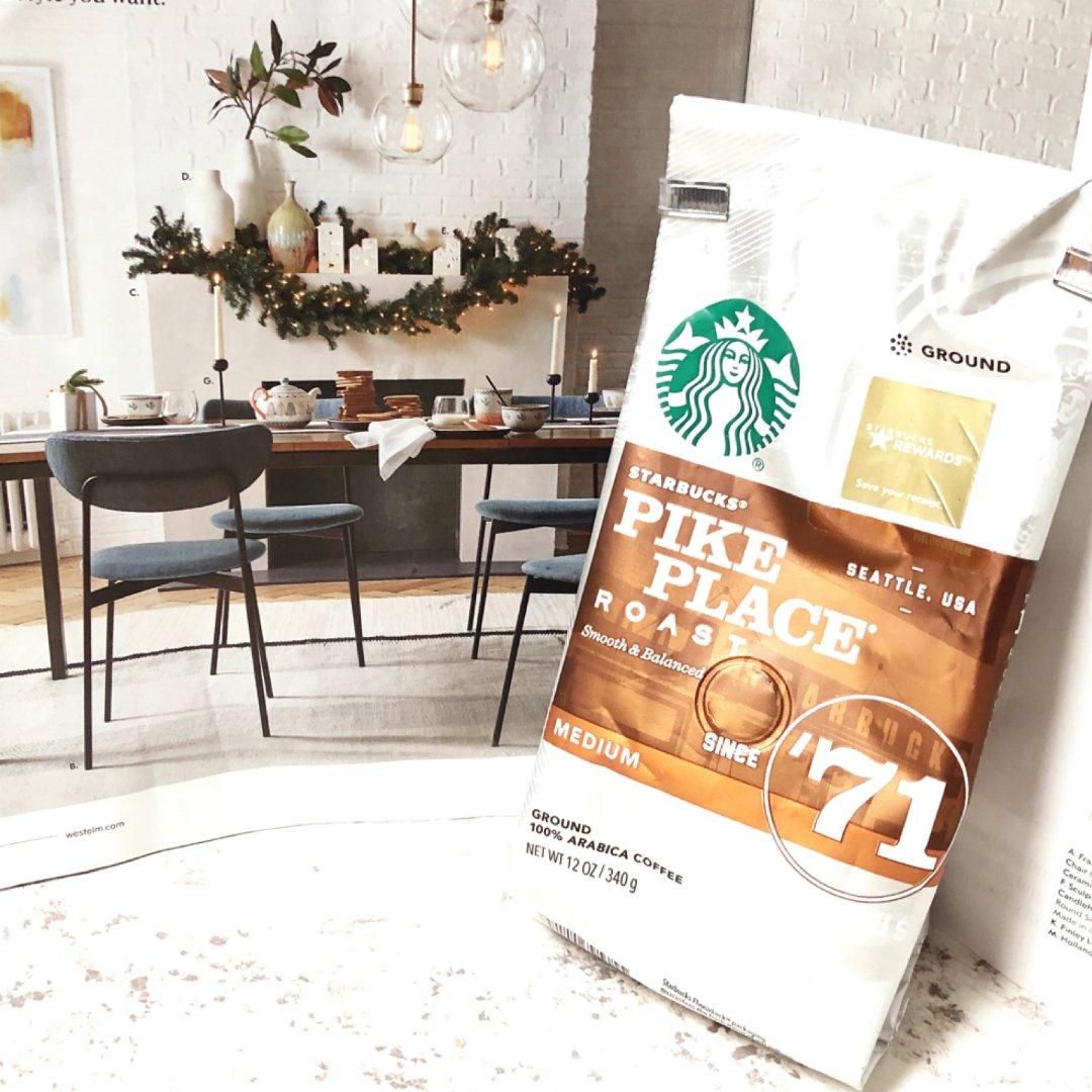 星巴克ground咖啡粉