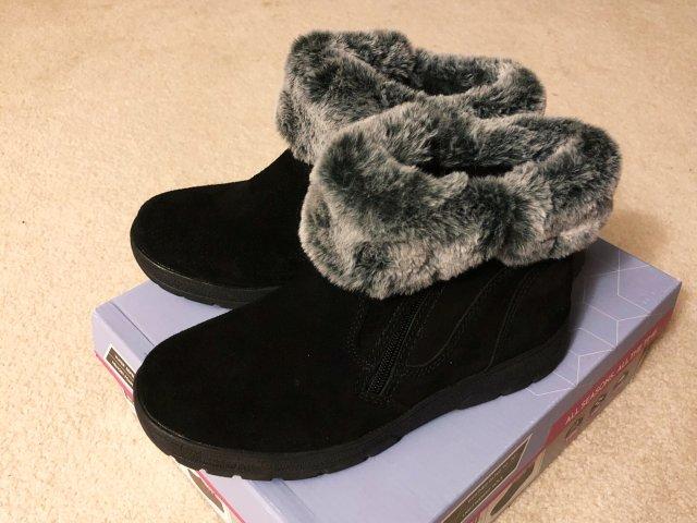白菜靴子 - 冬天就靠它了