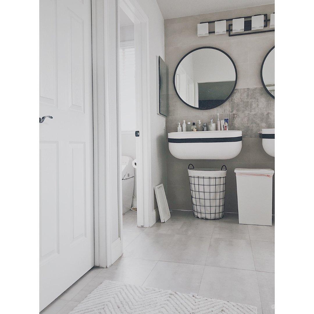 我家浴室一角/🛀 bathroom...