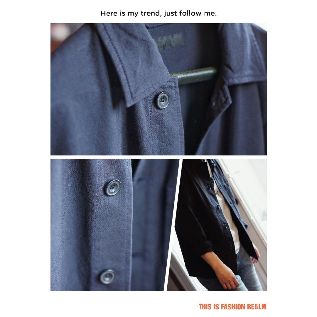 😂给老公买的肖战同款优衣库夹克到了