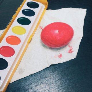 自己画个复活节彩蛋👻...