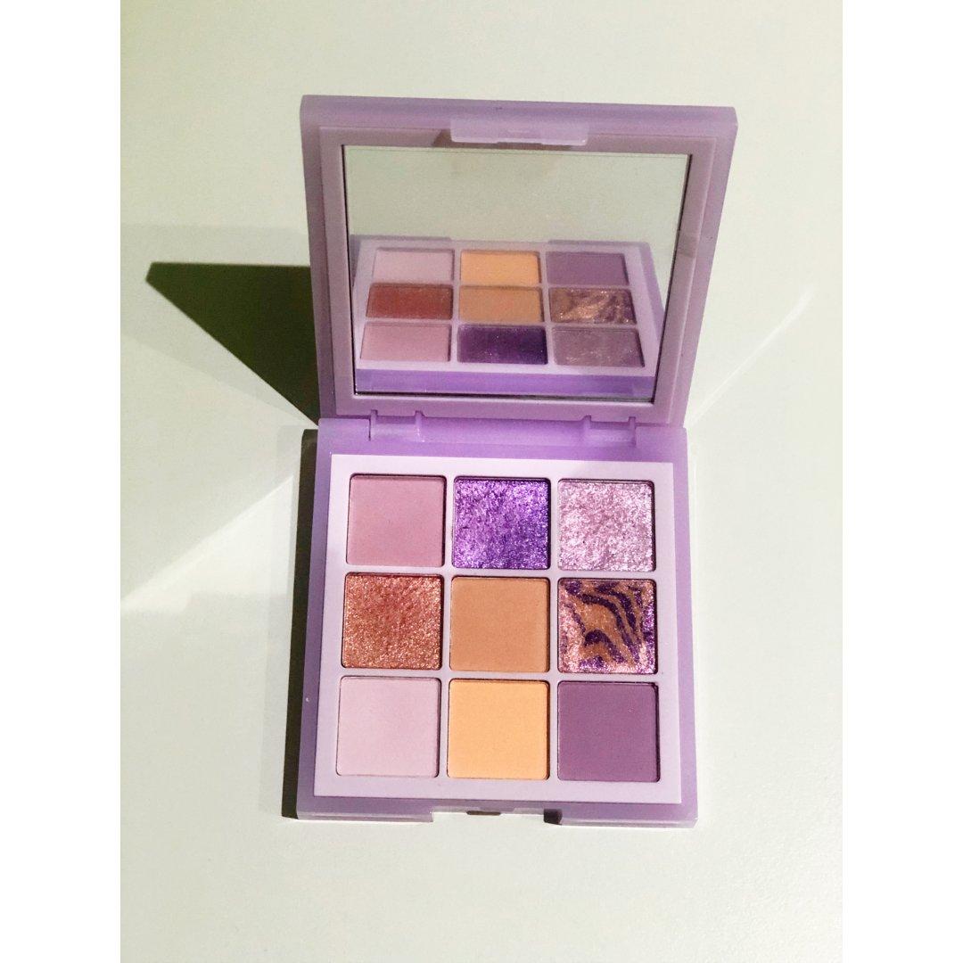 Huda Beauty,Lilac 紫丁香