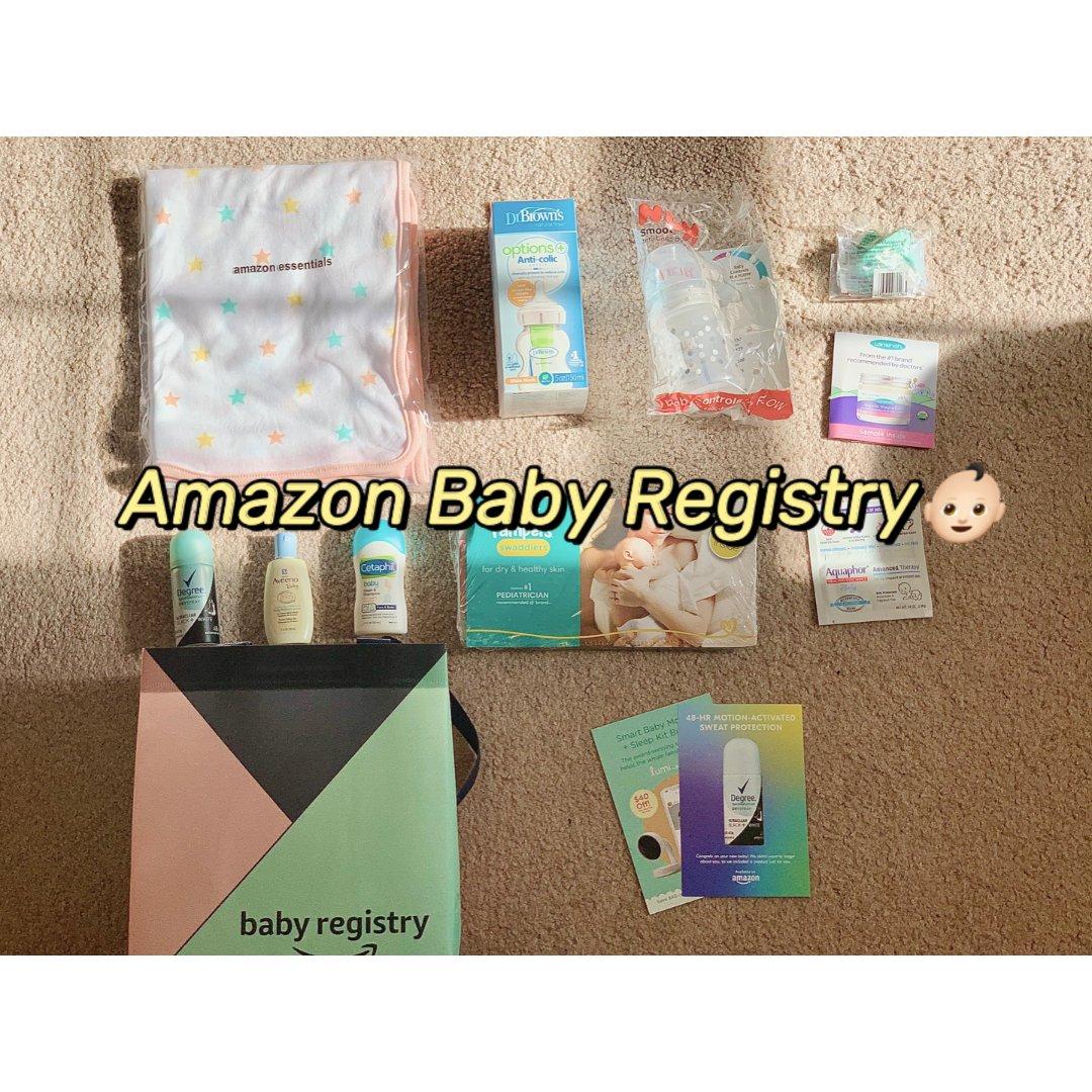 【安曰·孕期分享-Amazon新生...