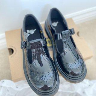 Dr. Martens玛丽珍童鞋...