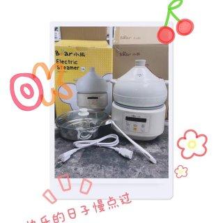 厨房神器一小熊多功能电气锅...