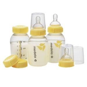 Medela Breast Milk Bottle Set - 5oz 3ct : Target