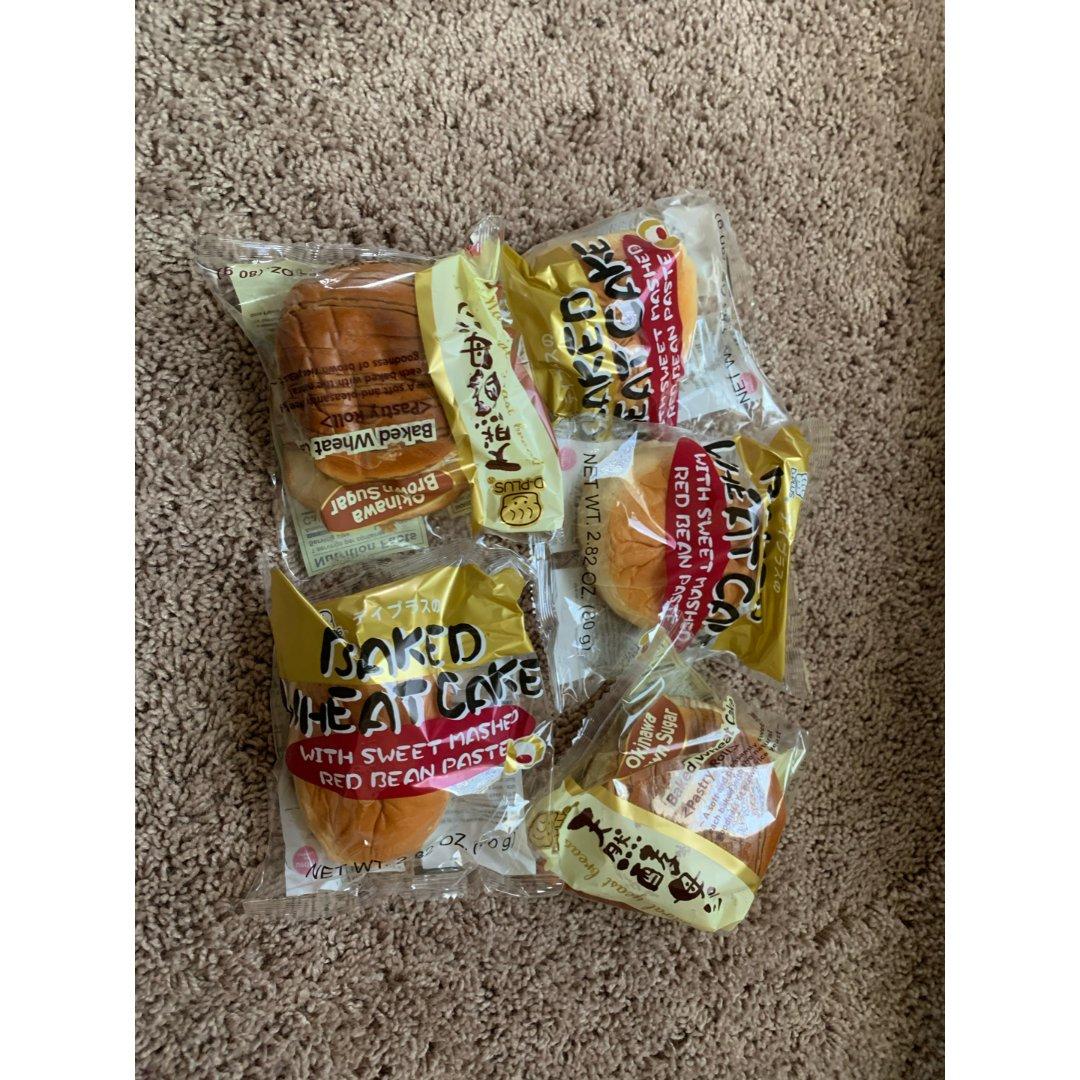 推荐超级好吃的面包^_^